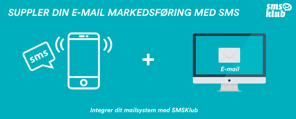 SMS markedsføring i din kundeklub